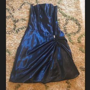 Jessica McClintock for Gunne Sax - strapless Dress